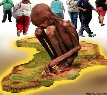 Journée Mondiale de l'alimentation: l'Afrique au cœur du problème?